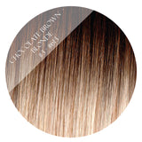 Chocolate Brown - Blonde #3 - #613 Kiki Clip-In Hair Extensions