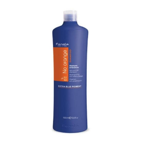 FANOLA NO ORANGE SHAMPOO 1L - Kiki Hair Extensions