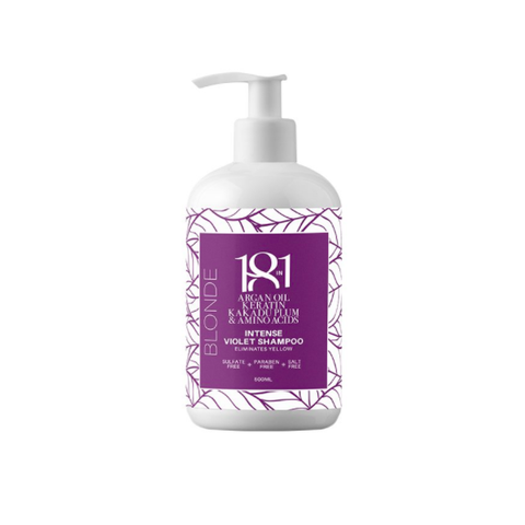 18 In 1 Blonde Intense Violet Shampoo 500ml