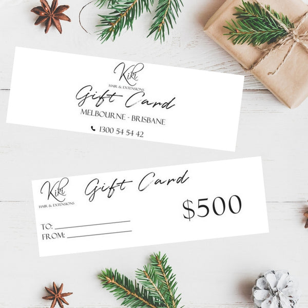 KIKI GIFT CARDS - Kiki Hair Extensions