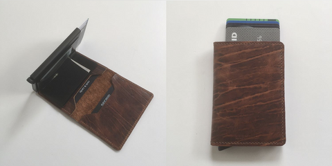 Secrid Slimwallet smart wallet