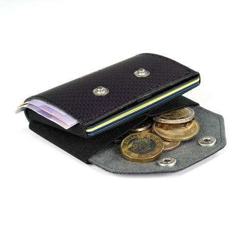 TROVE Coin Caddy: Carbon Fibre