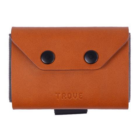 TROVE Coin Caddy: Leather