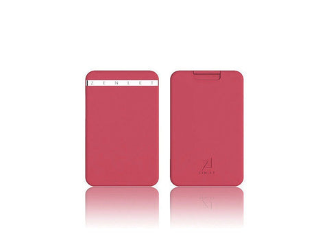 Zenlet Wallet - Red | Zenlet 智能銀包 - 少女紅