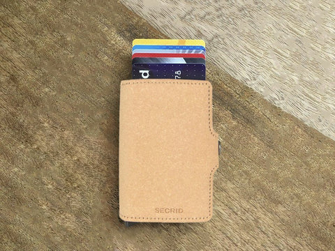 Secrid Twinwallet - Recycled Natural