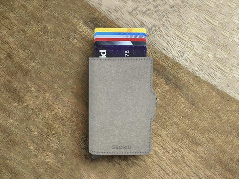 Secrid Twinwallet - Recycled Stone