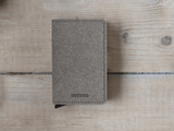 Secrid Slimwallet - Recycled Stone - Walletery