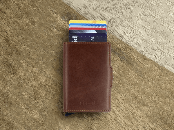 Secrid Twinwallet - Vintage Brown