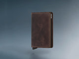 Secrid Slimwallet - Vintage Chocolate