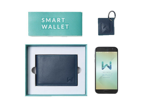 Walli Smart Wallet (Multi colour) - Walletery