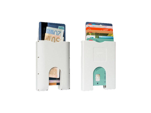 Walter Wallets - Bright White - Walletery