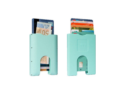 Walter Wallets - Fresh Mint - Walletery