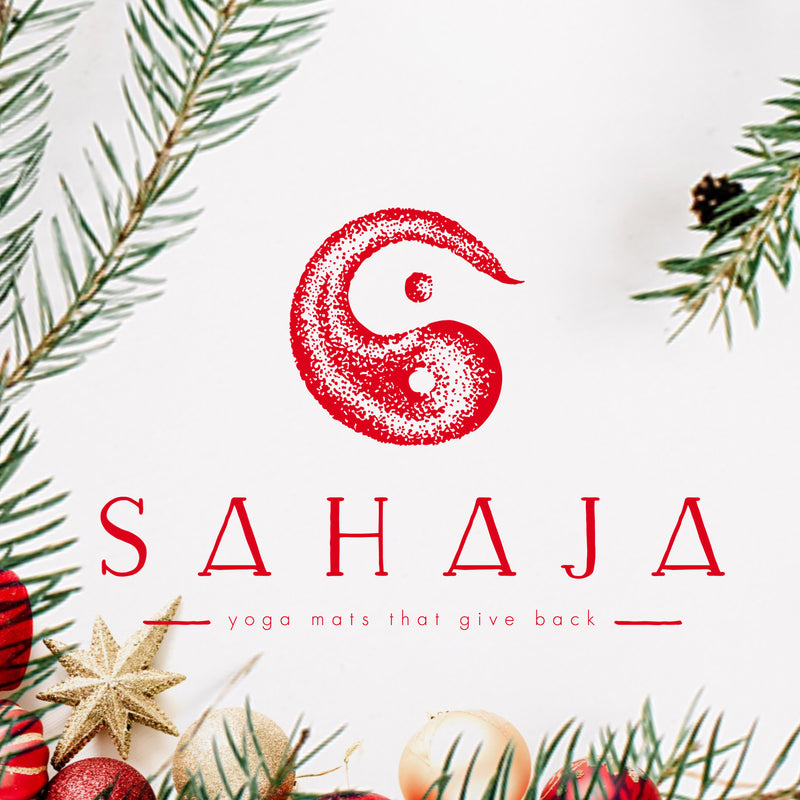 Sahaja Yoga Mats first blog, 12 days of of Giveaways