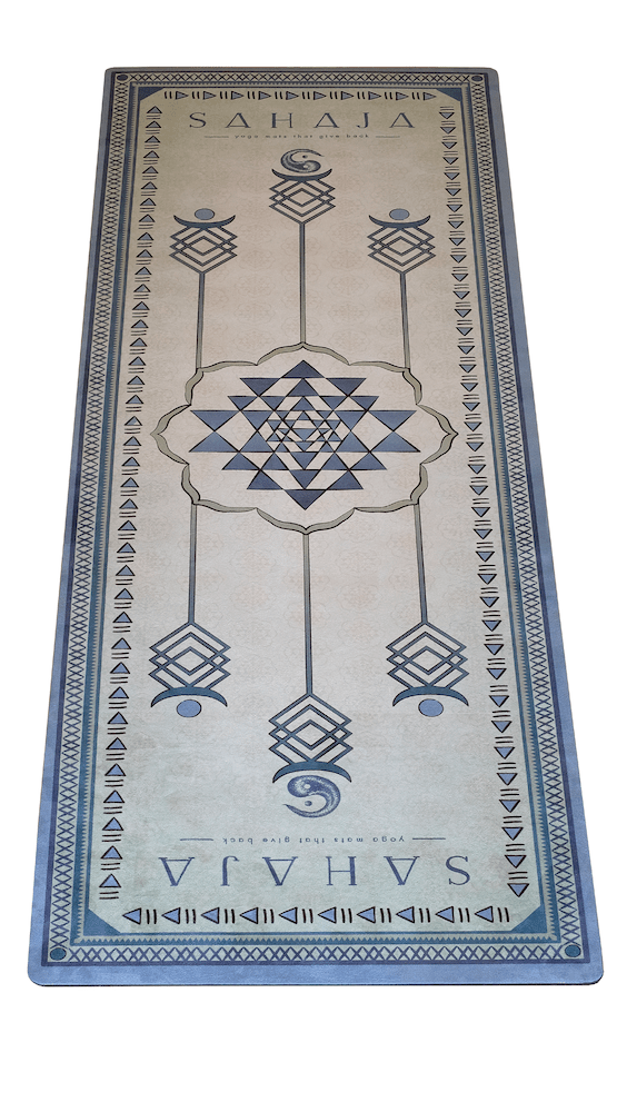 Sri Yantra II  Resident Yoga Mat (5 colourways)