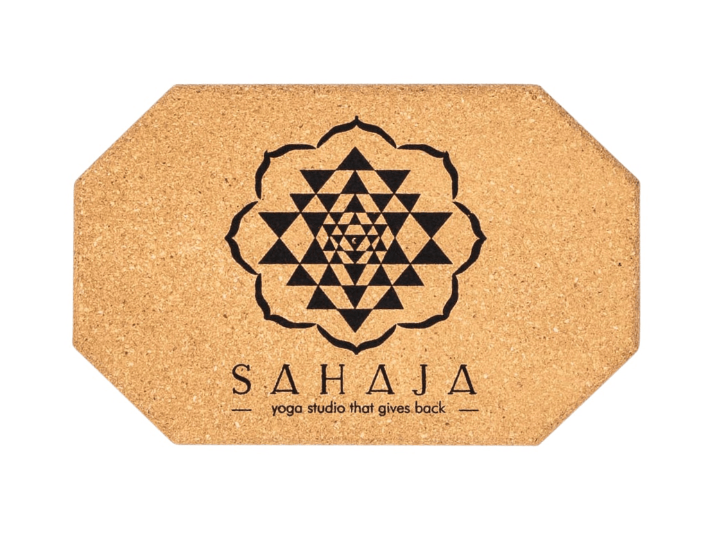 Sri Yantra Eco Cork Blocks