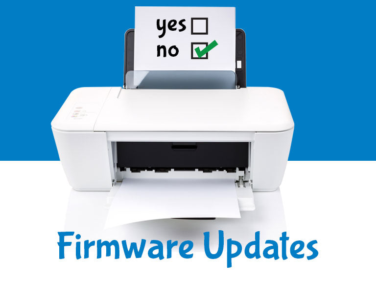 Printer firmware: Things you should know before clicking 'update'