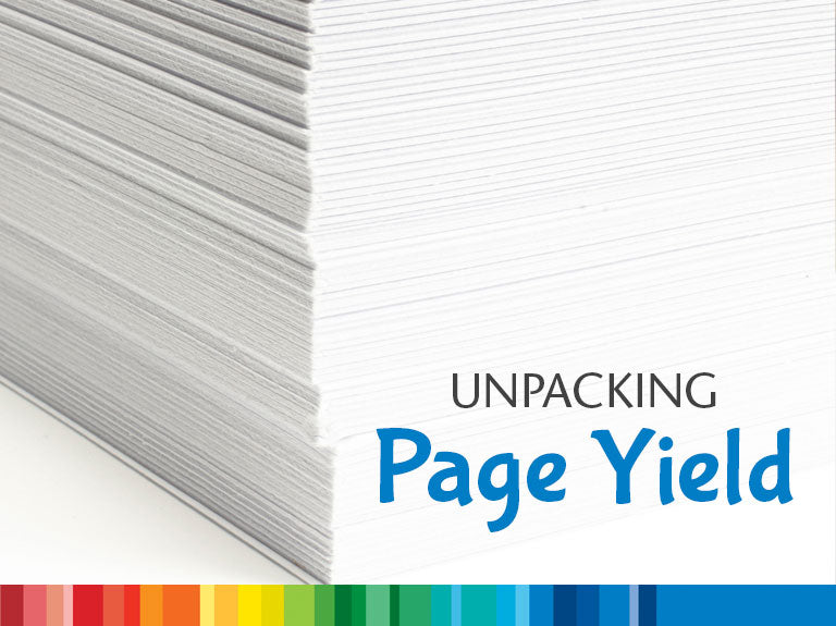 Unpacking Page Yield