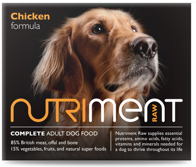 Nutriment Dog Chicken Formula 500g