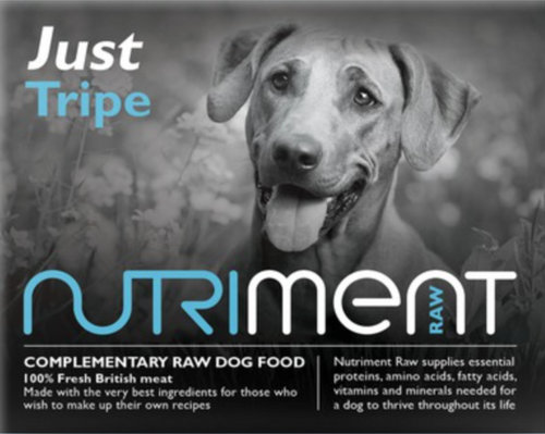 Nutriment Just Tripe 1.4kg