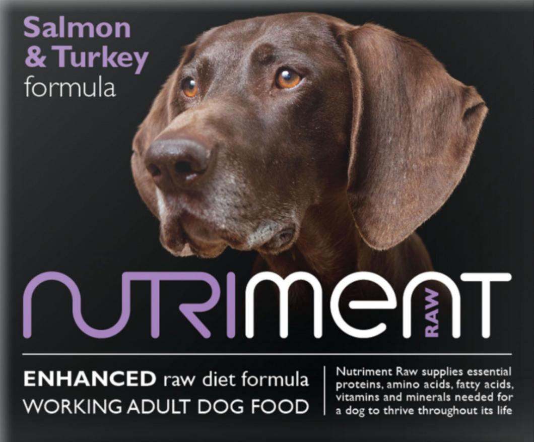 Nutriment Salmon & Turkey Formula 500g