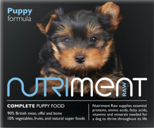 Nutriment Puppy Formula - from 6 weeks, 500g