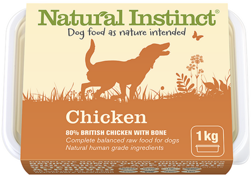Natural Instinct Chicken 1kg