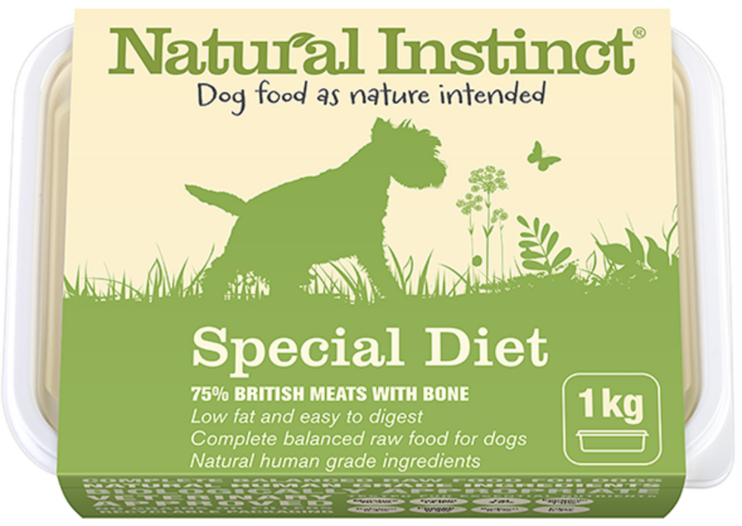 Natural Instinct Special Diet 1kg