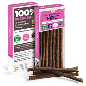 Jr Pure Beef Sticks 50g