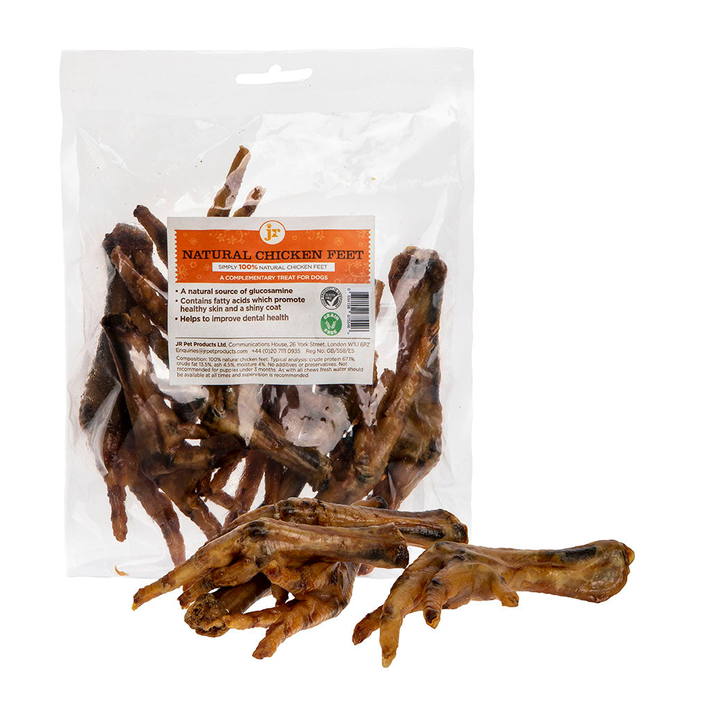 CHICKEN FEET 1KG BAG