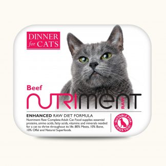Dinner for cats BEEF 175g