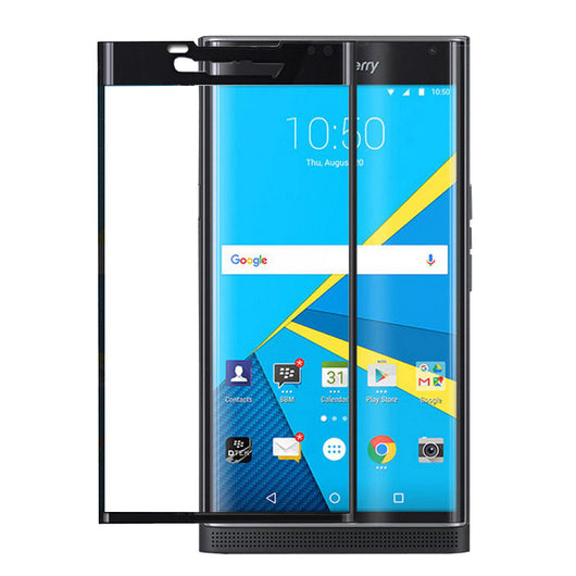 0.2mm for Blackberry Priv protective film full screen glass membrane covering the phone film protective film for Blackberry priv