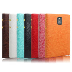 For Blackberry BB Passport Q30 Pink Orange Green Tomoral High-class PU Leather Case Hard Shell Back Fashion Protect Cover