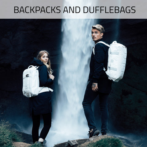 FUTUREPROOF - DOUCHEBAGS BACKPACKS & DUFFLEBAGS