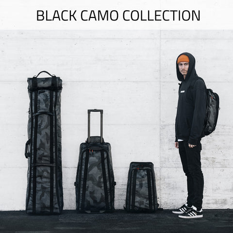 FUTUREPROOF - DOUCHEBAGS BLACK CAMO COLLECTION (LIMITED EDITION)