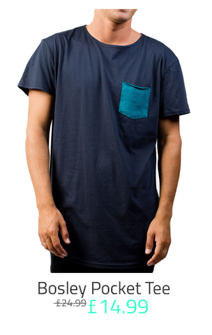 NEFF Bosley Pocket Tee