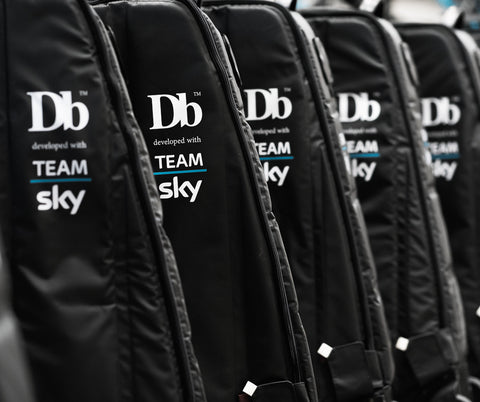 Douchebags - Team Sky Series Lined-up