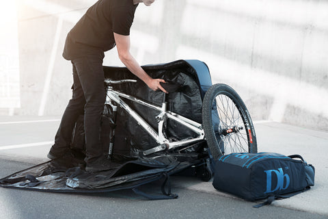Douchebags Bike Bag - The Trail