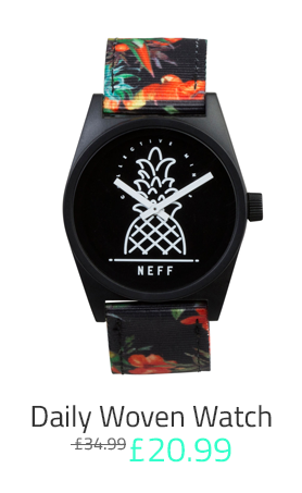 NEFF Daily Woven Watch - Vapay