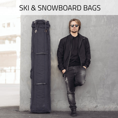 FUTUREPROOF - DOUCHEBAGS SKI & SNOWBOARD BAGS