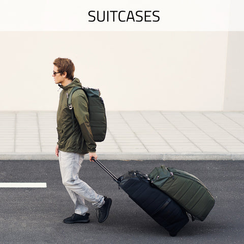 FUTUREPROOF - DOUCHEBAGS WHEELED SUITCASES