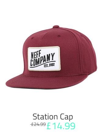 NEFF Station Cap - Port