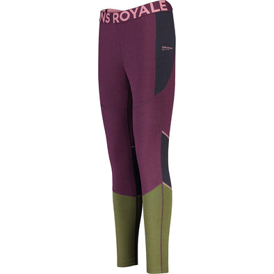 Women's Olympus 3.0 Legging - Blackberry Avocado