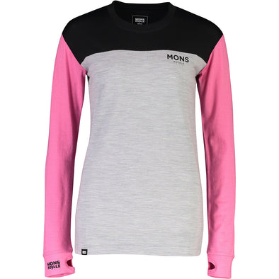 Yotei BF Tech LS - Pink/Black