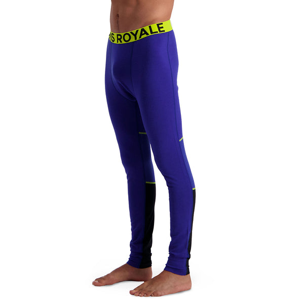 Olympus 3.0 Legging - Ultra Blue/Black