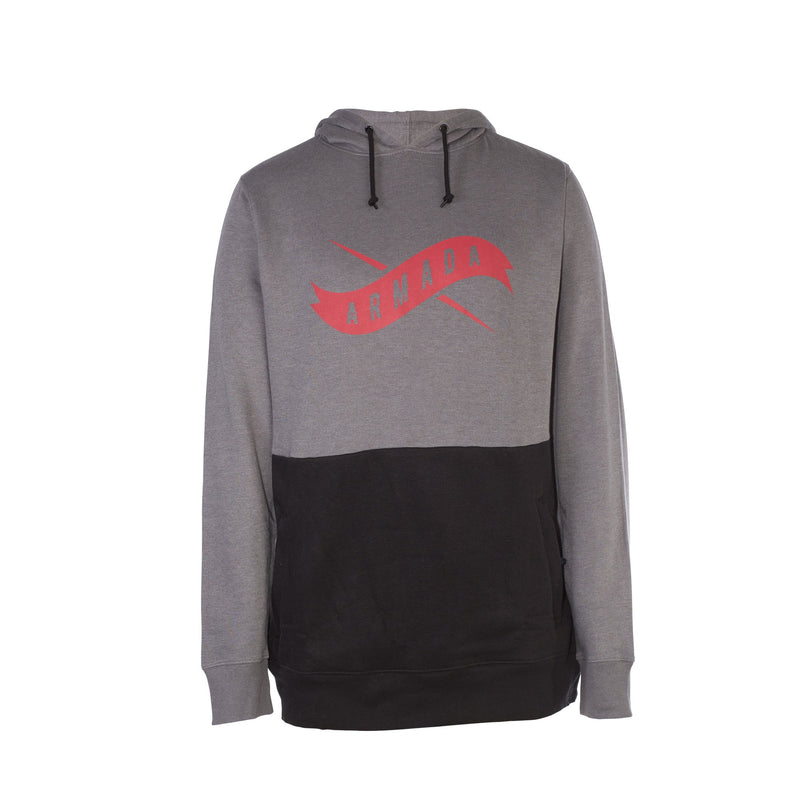 Armada Multiply Hoodie - Charcoal - futureproof-life