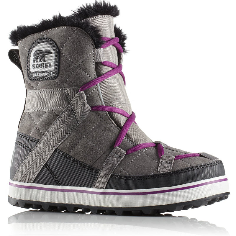 Sorel Glacy Explorer Shortie Womens Snow Boot - futureproof-life