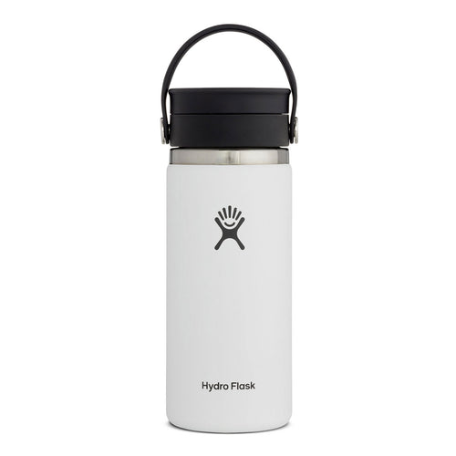 16 oz Coffee Wide Mouth with Flex Sip Lid