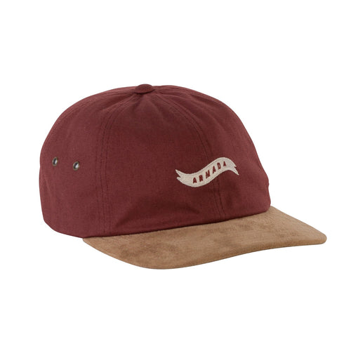 Armada Dads Hot Rod Hat - Port - Front View