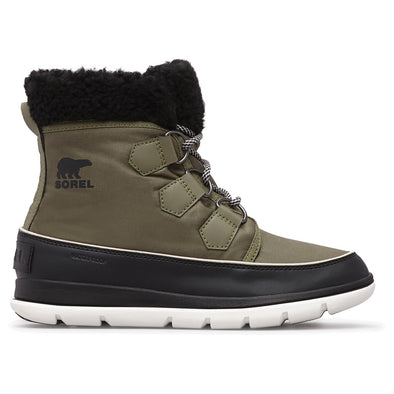 "${brand_name} Sorel ""Sorel"" Explorer Carnival Womens Snow Boot  {product_type}"