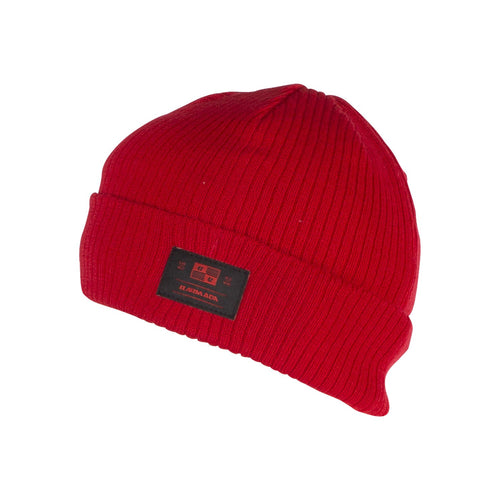 Armada Seafarer Beanie - Red - Front View